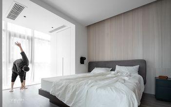 60平米公寓现代简约风格卧室欣赏图
