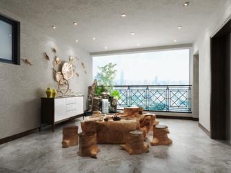 富裕型140平米四室两厅新古典风格阳光房图片大全