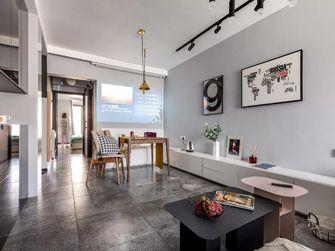 50平米一居室新古典风格客厅装修案例