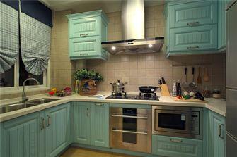90平米三室两厅地中海风格厨房图