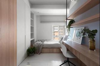 100平米三室两厅现代简约风格儿童房图