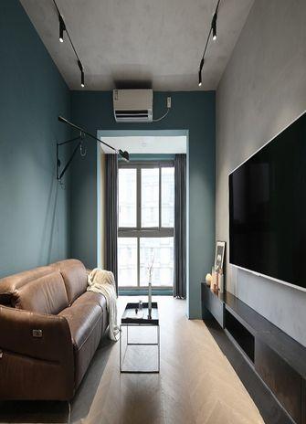 70平米三室一厅现代简约风格客厅效果图