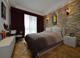 140平米三室三厅中式风格卧室设计图