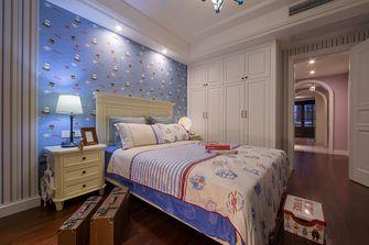 60平米一居室美式风格卧室装修效果图