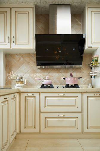 130平米三美式风格厨房图