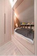 70平米一室一厅中式风格卧室图