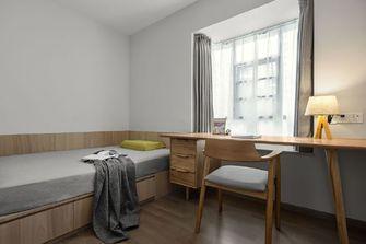 100平米三宜家风格儿童房装修案例