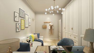 50平米一室一厅北欧风格客厅装修效果图