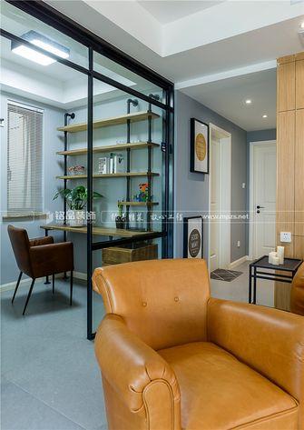 100平米三室两厅其他风格书房欣赏图