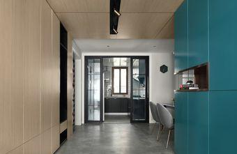 110平米三室一厅英伦风格厨房效果图