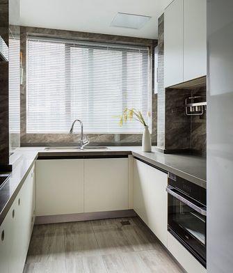 110平米三室一厅混搭风格厨房装修效果图