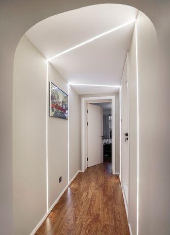 60平米一居室混搭风格走廊装修案例
