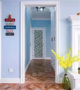 70平米美式风格走廊效果图