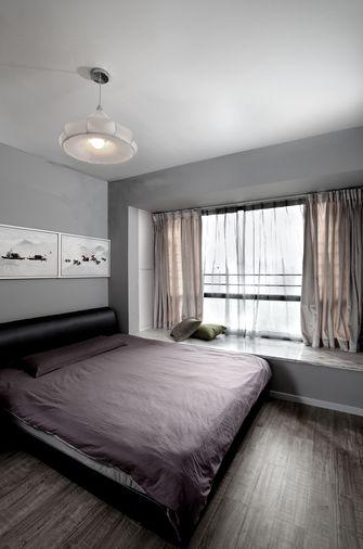 60平米公寓现代简约风格卧室图片大全