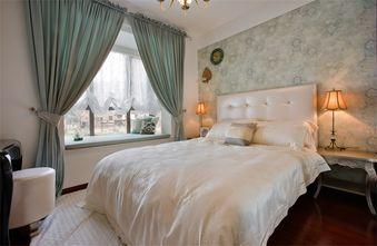 140平米三室三厅法式风格卧室图片大全