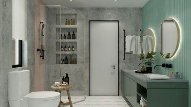140平米一居室北欧风格客厅效果图