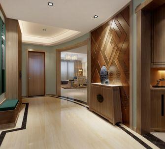 140平米三室两厅中式风格玄关欣赏图