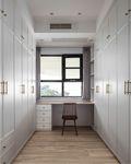 90平米三室两厅北欧风格储藏室欣赏图