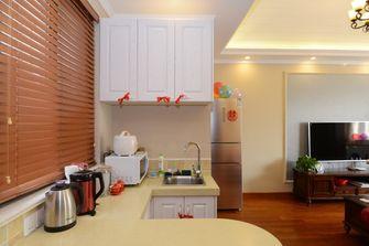 5-10万50平米公寓美式风格厨房设计图