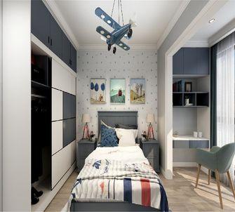 140平米四欧式风格儿童房装修效果图