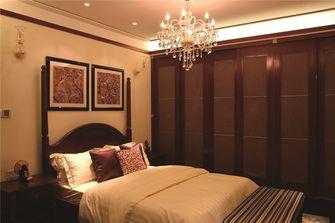 140平米三室三厅东南亚风格卧室装修案例