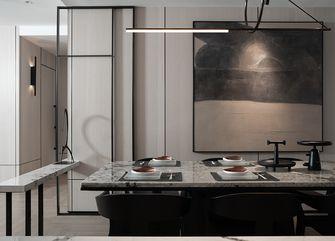 140平米三中式风格餐厅装修图片大全