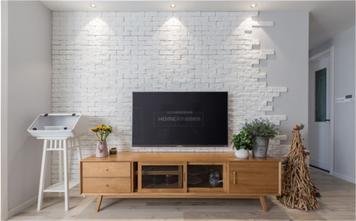 80平米公寓欧式风格卧室设计图