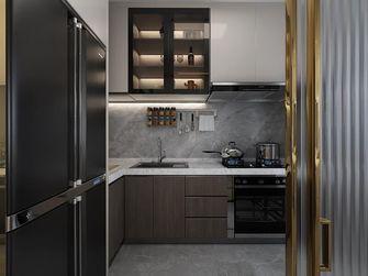 100平米三室一厅法式风格厨房图片