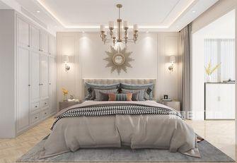 100平米三法式风格卧室设计图