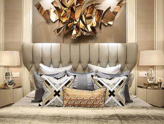 110平米三室一厅新古典风格卧室效果图