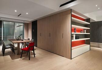 100平米三室两厅混搭风格餐厅装修效果图