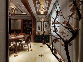 140平米三室两厅中式风格阳台装修效果图