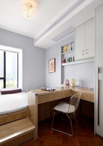 80平米公寓北欧风格书房图片
