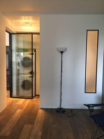 50平米小户型现代简约风格走廊图
