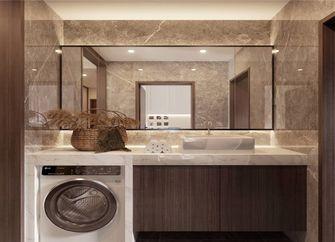 90平米三中式风格卫生间设计图