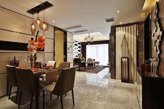 100平米三新古典风格餐厅壁纸图片