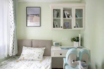 10-15万90平米三室两厅美式风格儿童房设计图
