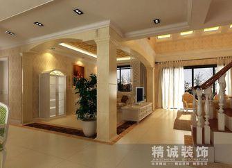 富裕型70平米复式欧式风格楼梯设计图