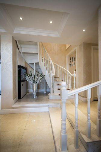 20万以上140平米复式现代简约风格楼梯效果图