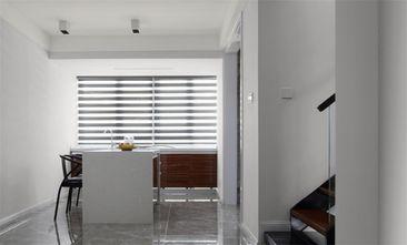 110平米现代简约风格客厅装修案例
