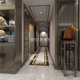 140平米三室两厅新古典风格走廊图片大全
