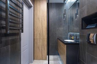 60平米一室两厅现代简约风格卫生间装修案例