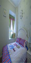 80平米三欧式风格卧室图片