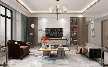 140平米四室三厅中式风格客厅欣赏图