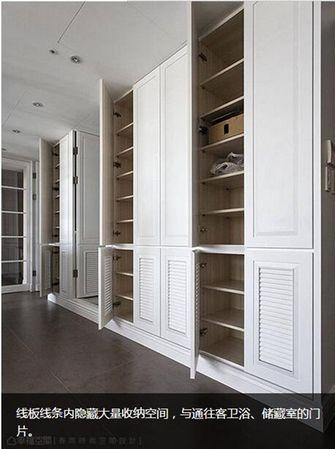 经济型140平米四室两厅美式风格储藏室图片大全