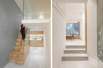 100平米现代简约风格阁楼效果图