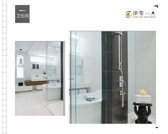 富裕型100平米一室两厅英伦风格卫生间装修图片大全