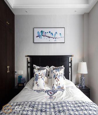 20万以上130平米四室一厅中式风格卧室图片