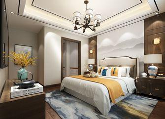 130平米四室两厅新古典风格卧室设计图