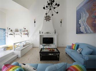 120平米四地中海风格客厅效果图